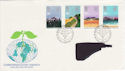 1983-03-09 Commonwealth Day Bureau FDC (46884)