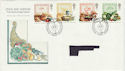 1989-03-07 Food and Farming Bureau FDC (46918)