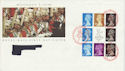 1990-03-20 London Life Bklt Bureau FDC (47003)