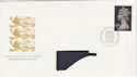 1986-09-02 �1.50 Definitive Bureau FDC (47020)
