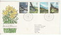 1979-03-21 British Flowers BUREAU FDC (47194)