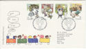 1979-07-11 Year of The Child Bureau FDC (47200)