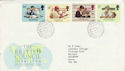 1984-09-25 British Council Bureau FDC (47259)