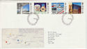1987-05-12 Architects in Europe Bureau FDC (47311)