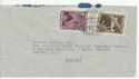 1956 Chile Airmail to London Cover (47630)