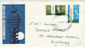 1965-10-08 Post Office Tower London WC FDC (47723)