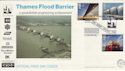 1983-05-25 Thames Flood Barrier G&P Official FDC (47798)