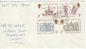 1973-08-15 Inigo Jones Cricklewood cds FDC (47962)