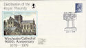 1979-04-12 Winchester Cathedral Fund Souvenir (48040)