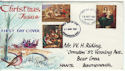 1967-10-18 Christmas Doubled 27-11-1967 FDC (48085)
