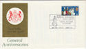 1970-04-01 Florence Nightingale London SE1 FDC (48114)