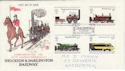 1975-08-13 Railways Darlington FDC (48166)