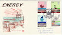 1978-01-25 Energy Forties Field Aberdeen FDC (48178)
