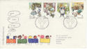 1979-07-11 Year of the Child Bureau FDC (48236)