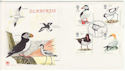 1989-01-17 Sea Birds Rutland Ornithological Soc FDC (48331)