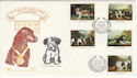 1991-01-08 Dogs Crufts Birmingham FDC (48343)