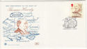 1990-07-10 Thomas Hardy Dorchester FDC (48387)