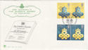 1990-04-10 Queens Awards SAGA Folkestone FDC (48389)