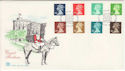 1988-08-23 Definitive Windsor FDC (48421)