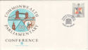 1986-08-19 Parliamentary Conference London SW1 FDC (48457)