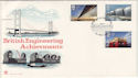 1983-05-25 Engineering Hull FDC (48465)