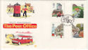 1985-07-30 Post Office Anniv Bagshot FDC (48473)