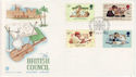 1984-09-25 British Council London SW FDC (48480)