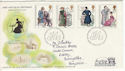 1975-10-22 Jane Austen Steventon Official FDC (48506)