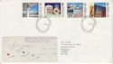 1987-05-12 Architects in Europe Bureau FDC (48509)