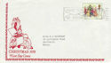 1978-11-22 Christmas Haywards Heath Slogan FDC (48637)