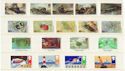 1985 Year Set of Mint Stamps cv 30.75 (48746)