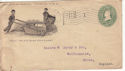 1901 USA Finley Lawn Rake Co. Advertising Envelope (48753)