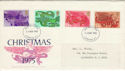 1975-11-26 Christmas Stamps London FDI (48950)