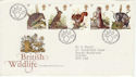 1977-10-05 British Wildlife Bureau FDC (48969)