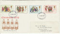 1978-11-22 Christmas Stamps London FDI (48999)