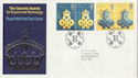 1990-04-10 Export and Technology Bureau FDC (49033)