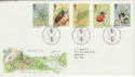 1985-03-12 Insects London SW FDC (49075)