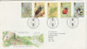 1985-03-12 Insects London SW FDC (49076)