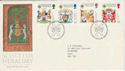 1987-07-21 Scottish Heraldry Bureau FDC (49114)