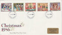 1986-11-18 Christmas Stamps Norwich FDI (49130)