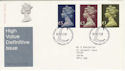 1977-02-02 Definitive HV Windsor FDC (49141)