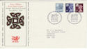1978-01-18 Wales Definitive Cardiff FDC (49205)