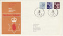 1978-01-18 N Ireland Definitive Bureau FDC (49209)
