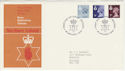 1978-01-18 N Ireland Definitive Belfast FDC (49212)