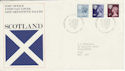 1978-01-18 Scotland Definitive EDINBURGH FDC (49214)