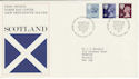 1978-01-18 Scotland Definitive Edinburgh FDC (49215)