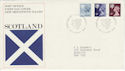 1978-01-18 Scotland Definitive Edinburgh FDC (49216)