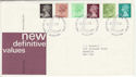 1980-01-30 Definitive Issue Windsor FDC (49218)