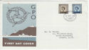 1968-09-04 Isle Of Man Definitive Bureau FDC (49262)
