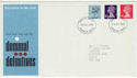 1973-10-24 Definitive Stamps Windsor FDC (49308)